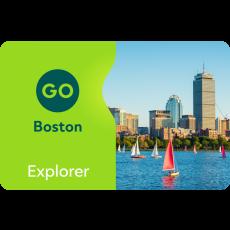 Boston Explorer Pass - 4 dias